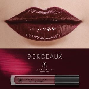 NEW Anastasia Beverly Hills Bordeaux Lip Gloss